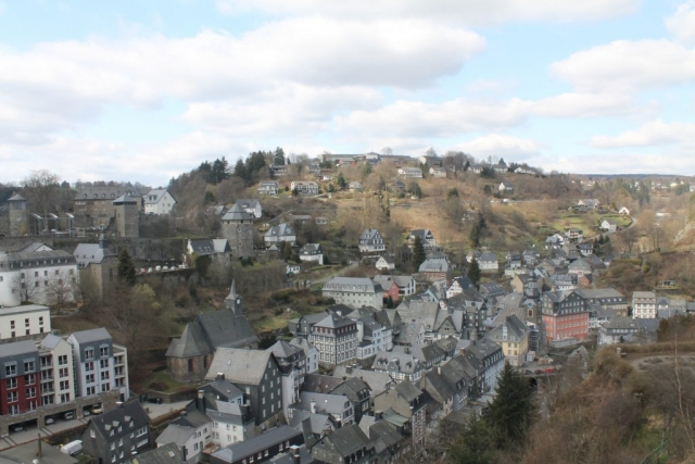 Ferienhaus Ferienwohnung Monschau Altstadt Eifel
