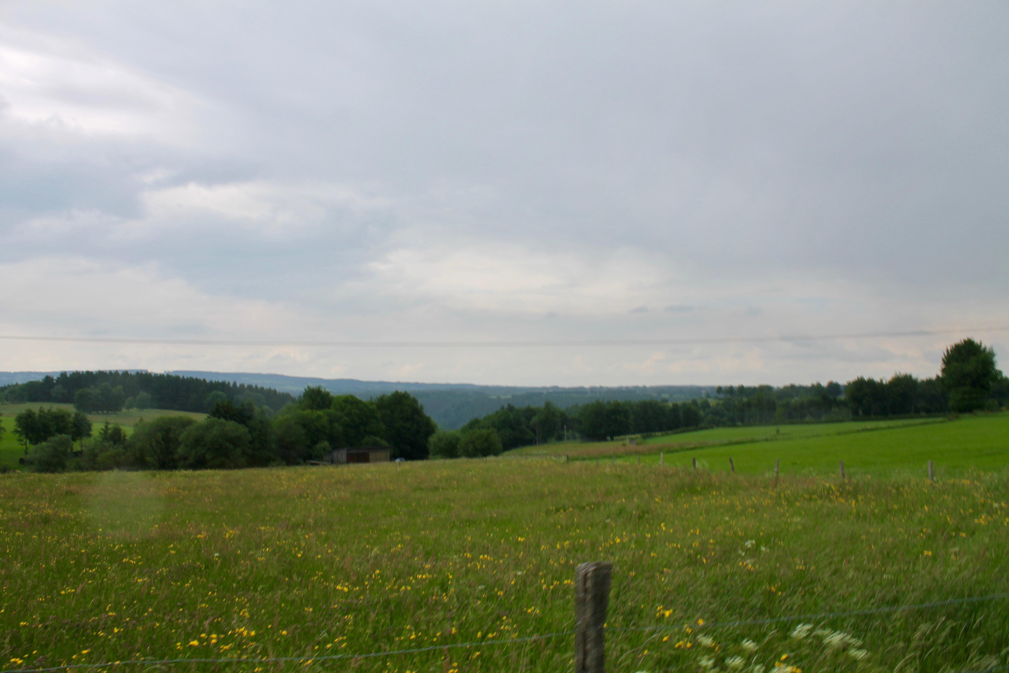 Oldtimer Trecker Eifel